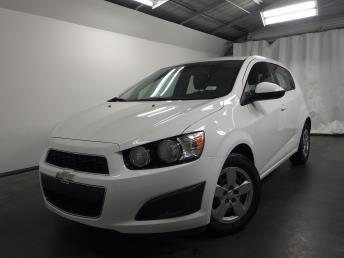 2013 Chevrolet Sonic - 1030170160