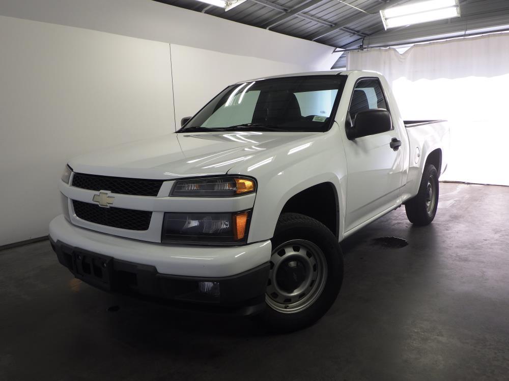 2012 Chevrolet Colorado - 1030170221