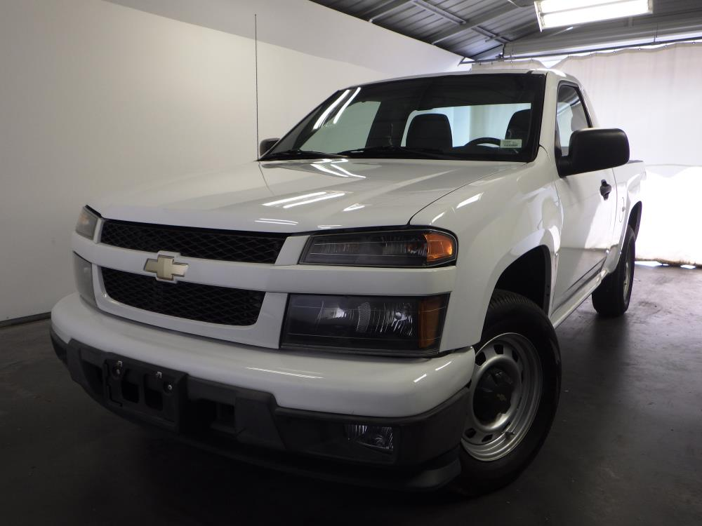 2011 Chevrolet Colorado - 1030170269