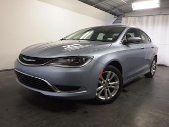 2015 Chrysler 200 - 1030170339