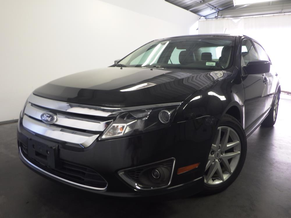 2012 Ford Fusion - 1030170794