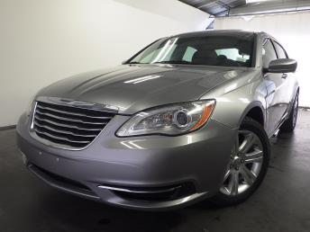 2013 Chrysler 200 - 1030170804