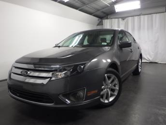 2011 Ford Fusion - 1030171162