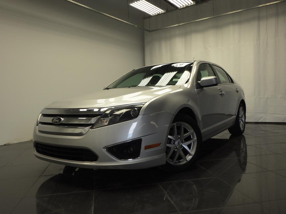 2012 Ford Fusion - 1030171280