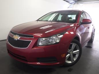 2012 Chevrolet Cruze - 1030171471