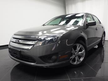 2012 Ford Fusion - 1030171519