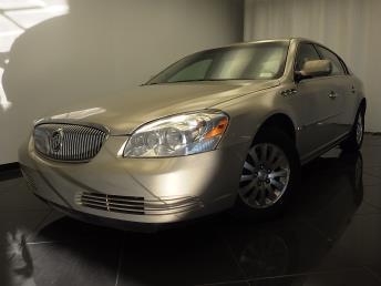 2008 Buick Lucerne - 1030171526