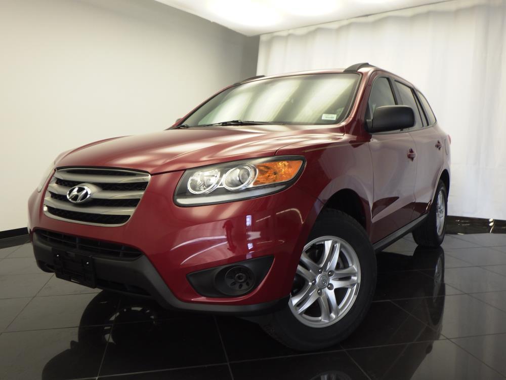 2012 Hyundai Santa Fe - 1030171682
