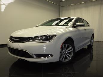 2015 Chrysler 200 - 1030171687