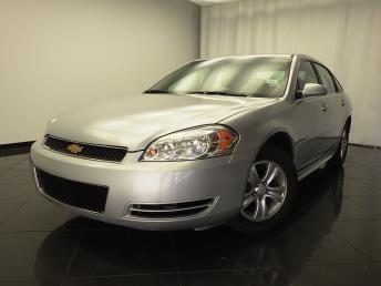 2013 Chevrolet Impala - 1030171825