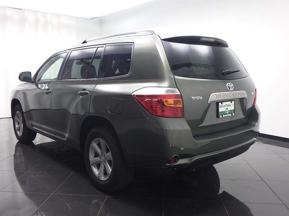 2008 toyota highlander for sale in atlanta 1030171991 drivetime. Black Bedroom Furniture Sets. Home Design Ideas