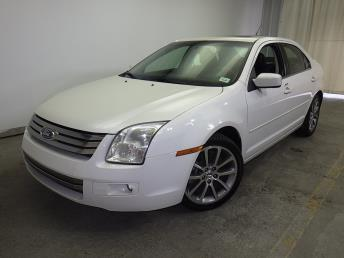 2009 Ford Fusion - 1030172012