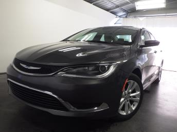 2015 Chrysler 200 - 1030172113