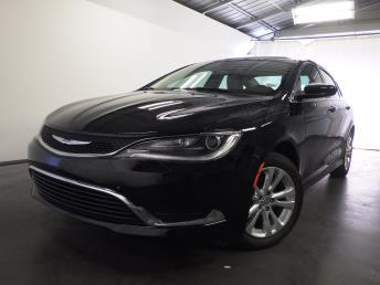 2015 Chrysler 200 - 1030172127