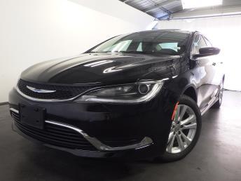 2015 Chrysler 200 - 1030172133