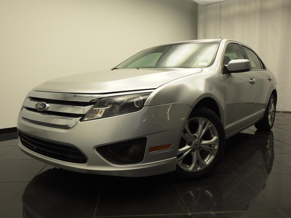 2012 Ford Fusion - 1030172167