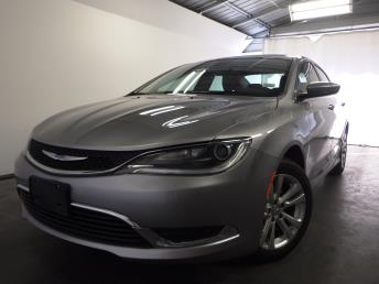 2015 Chrysler 200 - 1030172358