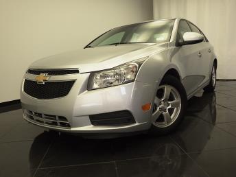 2013 Chevrolet Cruze - 1030172413
