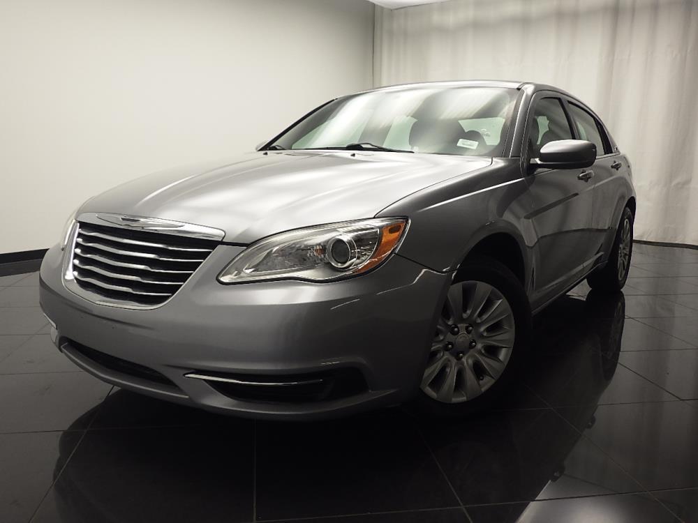 2014 Chrysler 200 - 1030172464