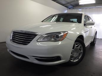 2014 Chrysler 200 - 1030172567