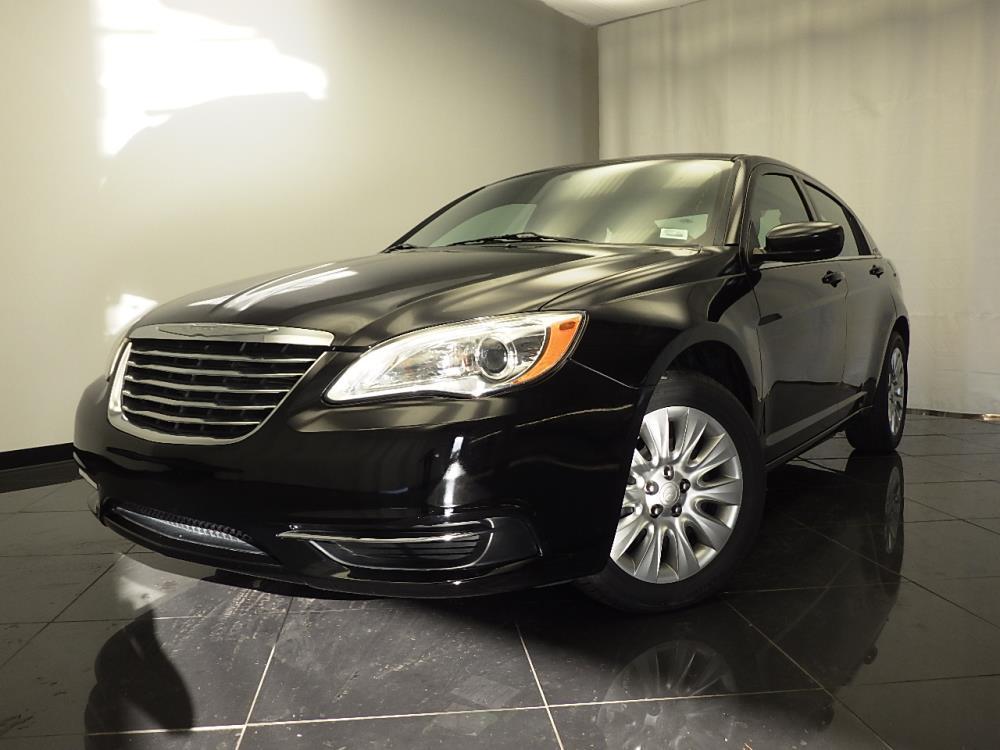 2012 Chrysler 200 - 1030172636