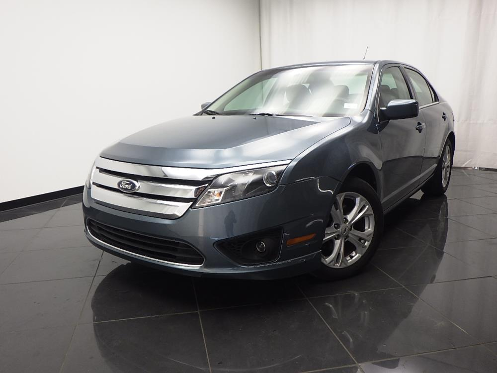2012 Ford Fusion - 1030172655