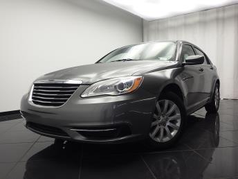 2013 Chrysler 200 - 1030172700