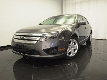 2011 Ford Fusion - 1030172863