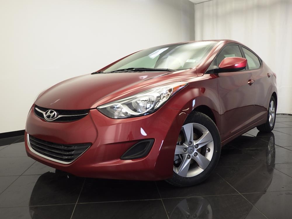 2013 Hyundai Elantra - 1030172978
