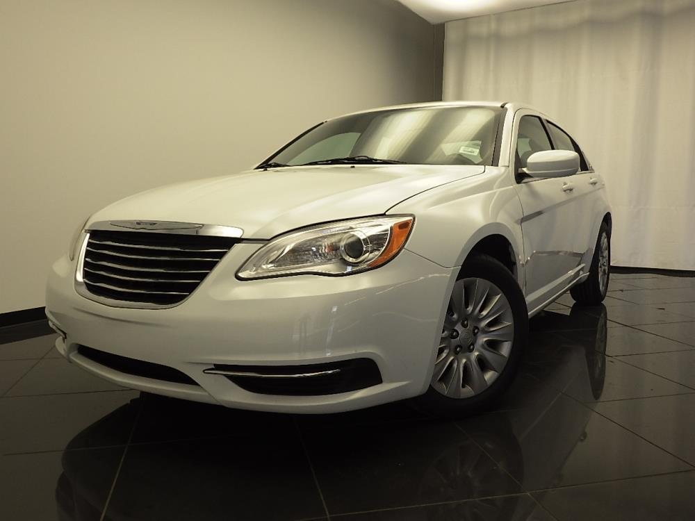 2012 Chrysler 200 - 1030173009