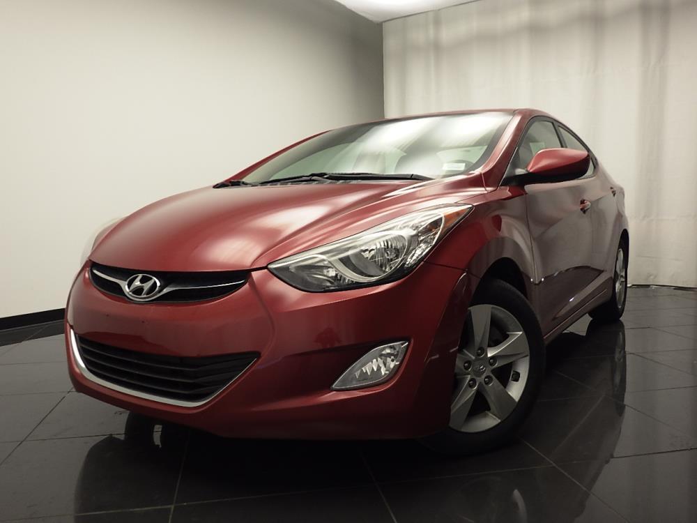 2012 Hyundai Elantra - 1030173138