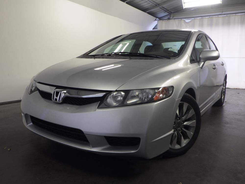 2010 Honda Civic - 1030173142