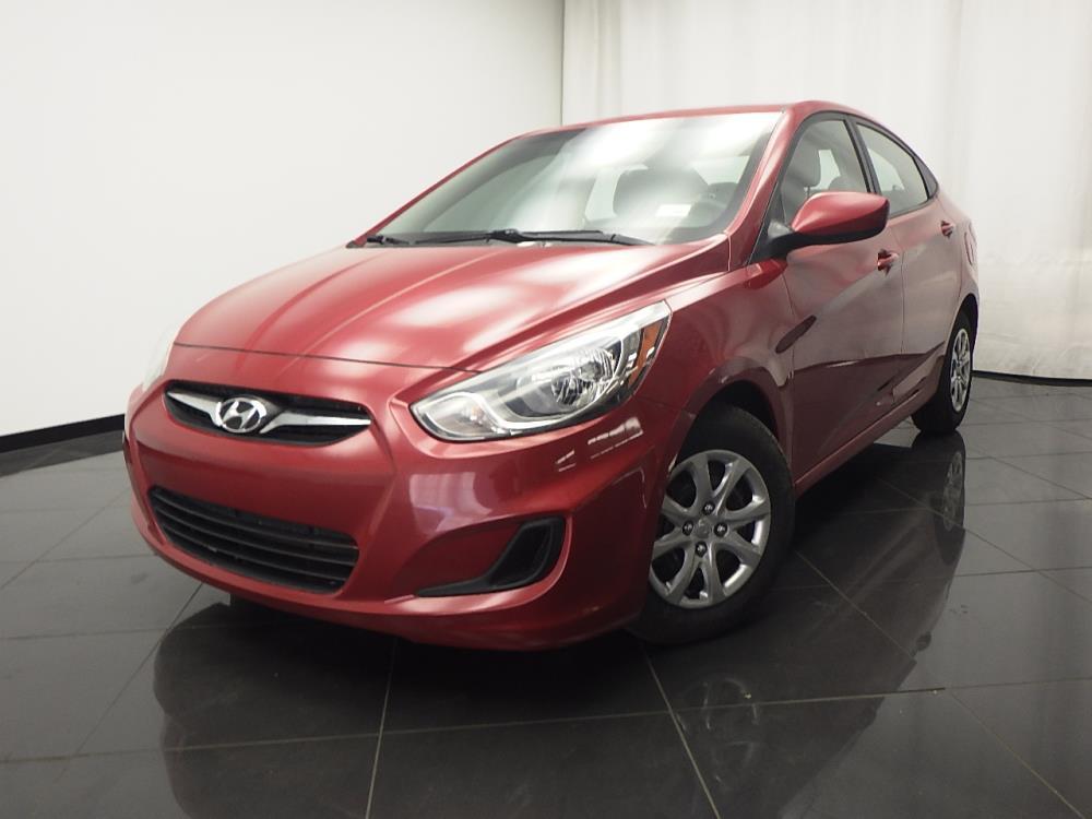 2013 Hyundai Accent - 1030173174