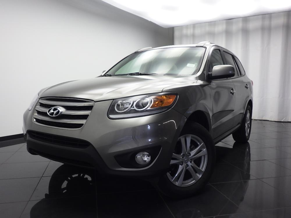 2012 Hyundai Santa Fe - 1030173252