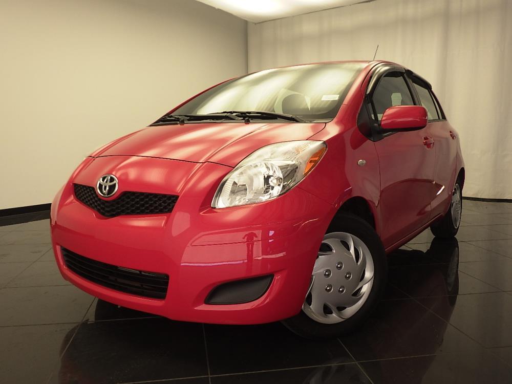 2011 Toyota Yaris - 1030173256