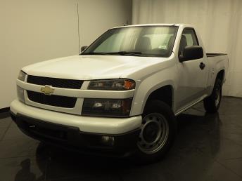 2012 Chevrolet Colorado - 1030173449