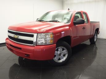 2009 Chevrolet Silverado 1500 - 1030173523