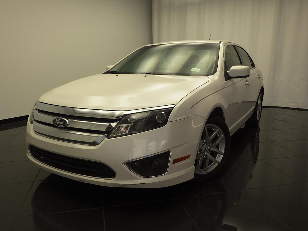 2012 Ford Fusion - 1030173999