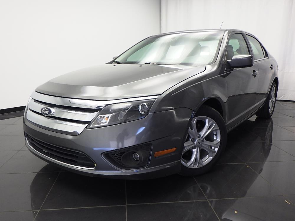2012 Ford Fusion - 1030174095
