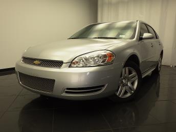 2012 Chevrolet Impala - 1030174168