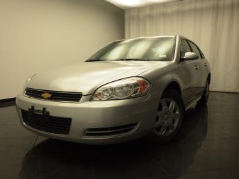 2011 Chevrolet Impala - 1030174234