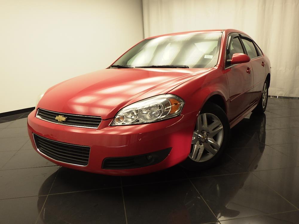 2010 Chevrolet Impala - 1030174294