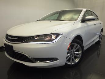 2015 Chrysler 200 - 1030174359