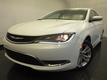 2015 Chrysler 200 - 1030174370