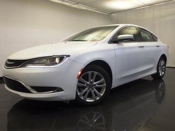 2015 Chrysler 200 - 1030174374