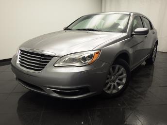 2013 Chrysler 200 - 1030174424