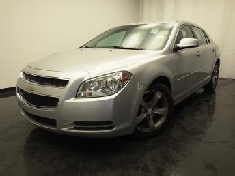 2011 Chevrolet Malibu - 1030174444