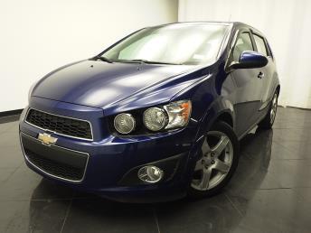 2013 Chevrolet Sonic - 1030174794
