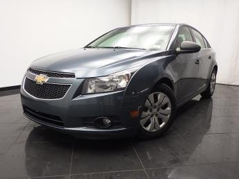 2012 Chevrolet Cruze - 1030174795