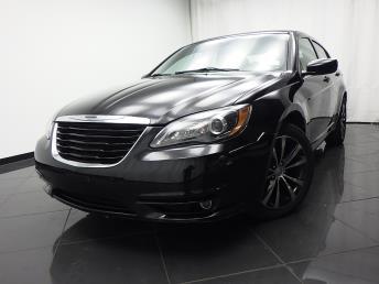2013 Chrysler 200 - 1030174807